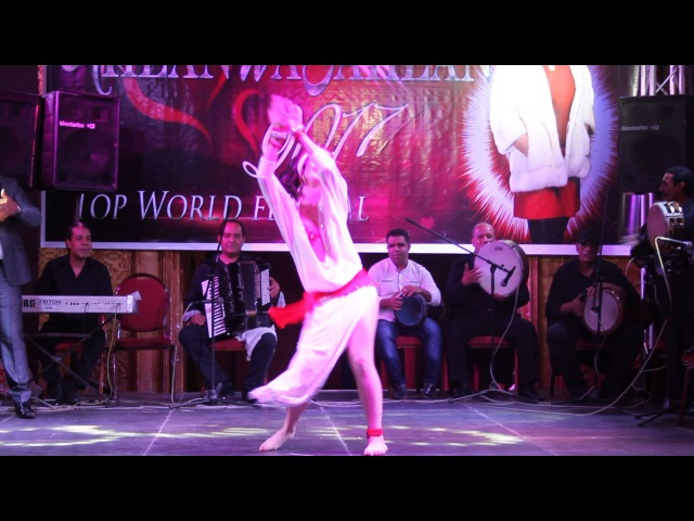 Анна Чепец, Anna Chepets, Summer Show Solo Band, Ahlan Wa Sahlan-July 2017