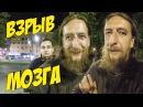 Харьковский волшебник колдует с хаски и маламутом