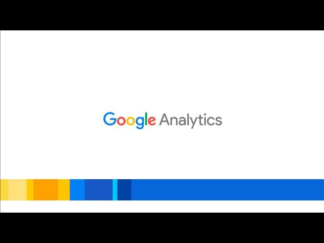 Google Analytics: First Steps