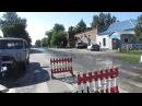 Провалилась дорога над теплотрассой в Бердске