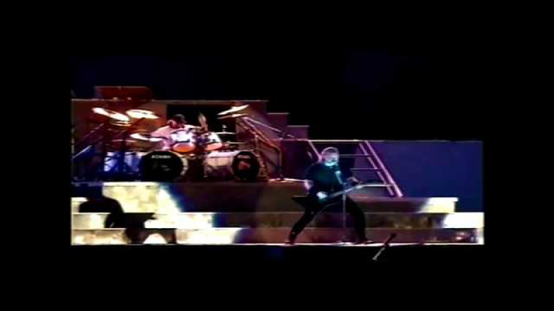 Metallica - 2x4 Live Castle Donnington 26-8-1995 (REMASTERED)