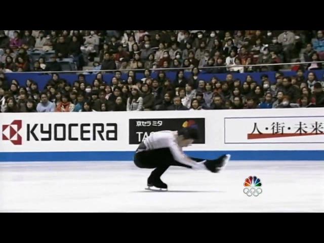 2009 GPF FS (NBC-TV) Johnny Weir.avi