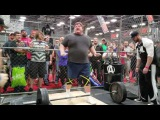 Beau Moore totals 2,000 lbs in 28 minutes Animal Pak Cage 2017