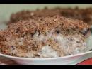Быстрый торт-пирог с вареньем,просто и очень вкусно!