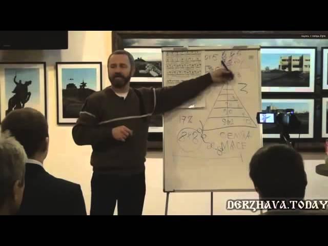 Сергей Данилов 2015 - Выход из кризиса в России и Украине