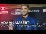 Adam Lambert on Lady Gaga + First Time on the Radio   Exclusive Interview