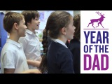 Song for Dad - touching &amp funny children's tribute NEW EDIT