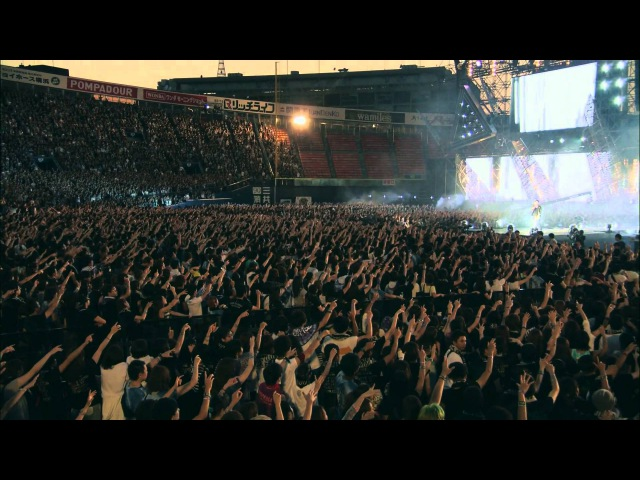 【HD】ONE OK ROCK - Clock Strikes