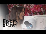 Kendall Jenner Talks Naomi Campbell Opening La Perla Show  E! Live from the Red Carpet