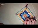 Традиция плетения мандал Ojo De Dios