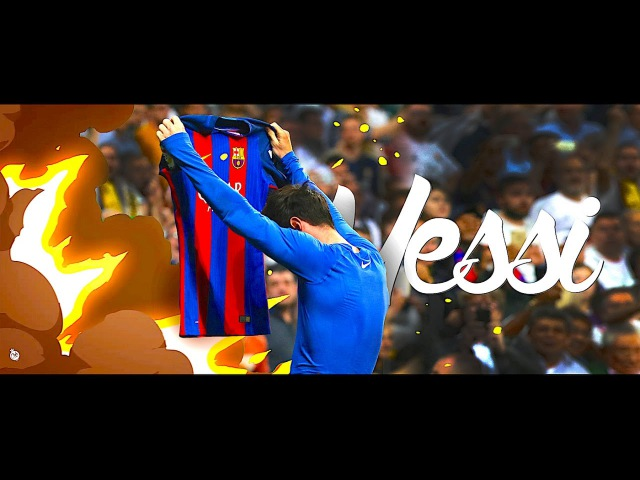 Messi 1617 - The Greatest To Ever Do It