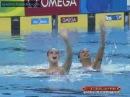 Melis Oner Tugce Tanis TUR Duet Technical Preliminary Shanghai World Championships 2011