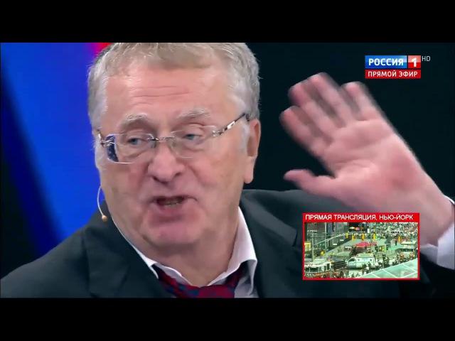 Жириновский Трюхану: Церковь вне политики, не трогайте ее!