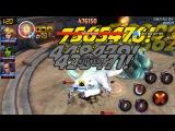 MARVEL FUTURE FIGHT - Sharon Rogers, Alliance Battle Extreme Mode (Ultimates X  UX