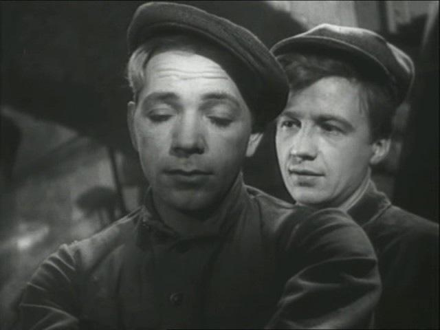 х ф БОЛЬШАЯ ЖИЗНЬ 2 серия 1946 СССР
