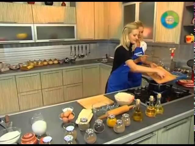 Вкусный мир Кухня поволжских немцев