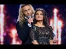 Наташа Королева и Тарзан Ты главная любовь моей жизни шоу Магия Л Кремль 12.2016 ТВ версия