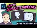 Quick Tip! Duplicate Canvas (Photoshop PixelArt Tutorial for beginners)