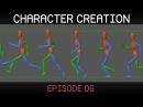 Blender Character Creation E06 Run animation