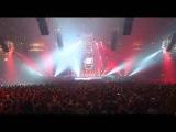 Brennan Heart &amp Wildstylez - Just as Easy &amp Lose my Mind (Live vocals @ Hard Bass 2012)
