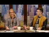 Live With Kelly 11 23 2016 co host Joe JonasChris O DonnellBernadette Peters