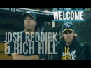 MLB Trade Deadline Dodgers trade with A's for Josh Reddick and Rich Hill