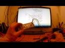 74hc595 через com port rs-232