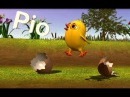 El Pollito Pío 3D - Canciones de la Granja de Zenón 2
