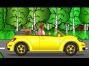 Dessin animé éducatif en français pour enfants de Maria et Poma Helpy la GRUE et une arbre 🌳