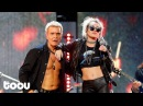 Miley Cyrus Billy Idol - Rebel Yell (Live Performance)