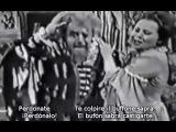 Дуэт Джильды и Риголетто - Renata Scotto - Tito Gobbi - Si vendetta, tremenda vendetta Verdi Rigoletto,1965
