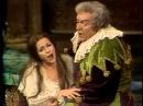 Дуэт Джильды и Риголетто - Ileana Cotrubas / Cornell MacNeil - Tutte le feste al tempio - Si, vendetta - Verdi Rigoletto, Act II