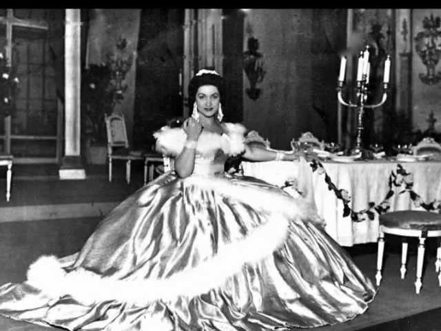 Virginia Zeani live 1967 in La Traviata, Act 1 (3/3): Violetta's Solo Scene (Lausanne)