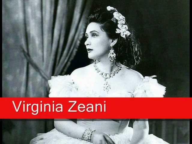 Virginia Zeani: Bellini - I Puritani, 'O rendetemi la speme... Qui la voce... Vien, diletto'