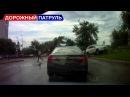 ДТП в Уфе 22.06.17 Дорожный патруль