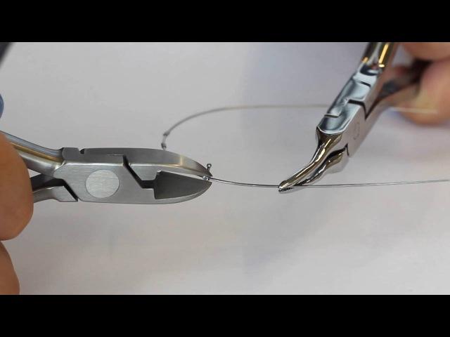 Видео №4, Tips Tricks by Ormco: Стабилизация стопоров
