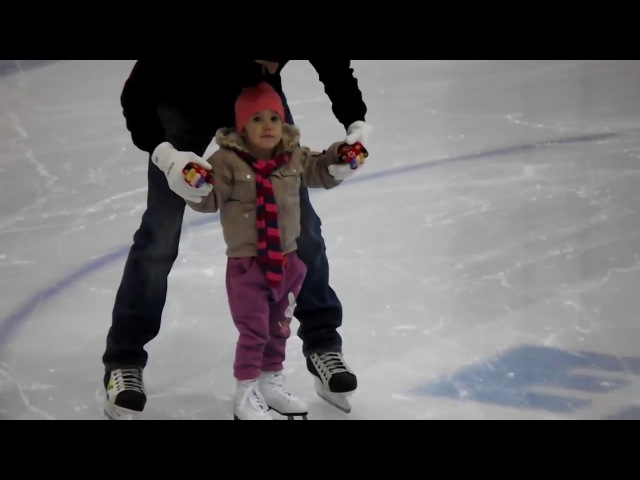 ВЛОГ Снова Ледовый дворец Владислава на коньках VLOG And once again Ice palace Vladislava on skates
