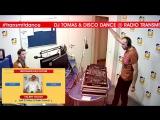VALERY VOLKOV - Live @ Radio Transmit (Disco Dance 21-04-2017)
