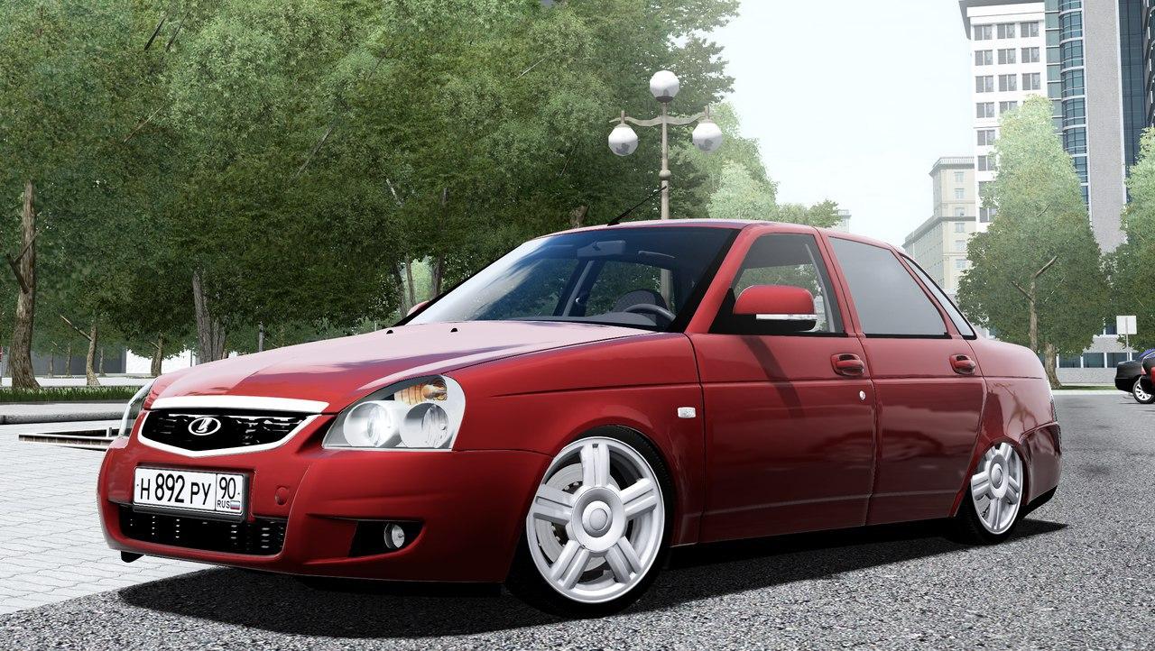 Lada Priora 2 (SOUND)