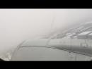 Взлет на Боинг 737-500 из Внуково