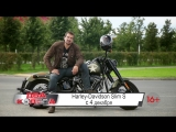 4 декабря 19:10 смотрите «Два колеса» - Harley Davidson Softail Slim S