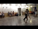 Резюме 23.06.2017 -- Сакада под очо назад - 1 (Михаил Чудин - Эльвира Кашкарова, урок аргентинское танго)
