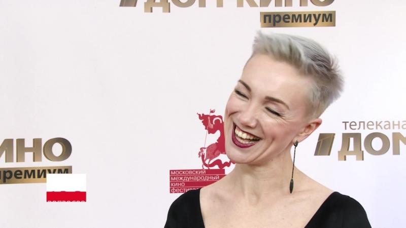 100 вопросов о российском кино. Дарья Мороз