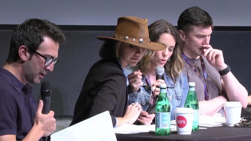 ATX Festival Panel The O.C. Script Reading (2016)