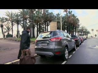 Ford Kuga. Система открывания багажника hands-free