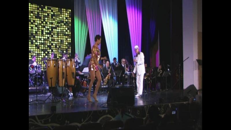 Bilongo - Jose Rumbero Marat Nikolaev Big-band (Kazan 2013)