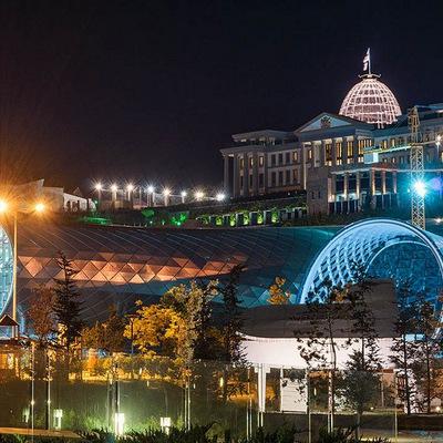 Ноябрьские праздники в Грузии из КМВ 3-6 ноября