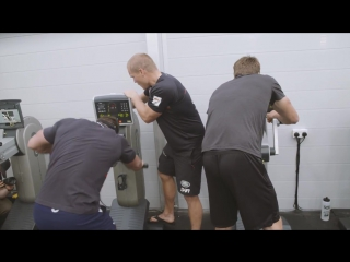 Fitness expert Ross Edgley vs. Americas Cup sailor Neil Hunter