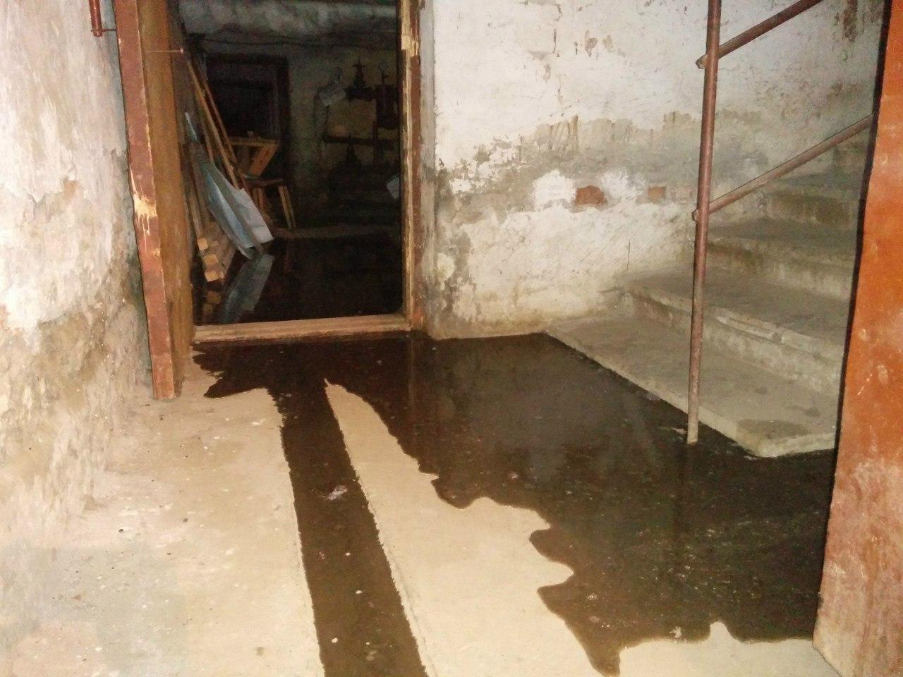 Потоп в Сыктывкаре