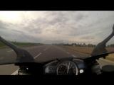 Покатушки, разгон до 300 было очень стремно))) Yamaha r1)
